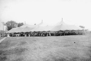 CHAUTAUQUA. Chautauqua tent ... & Encyclopedia of the Great Plains | CHAUTAUQUA