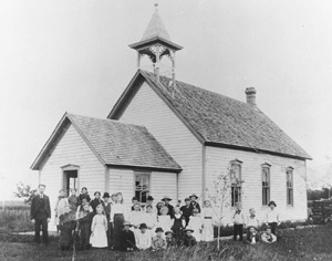 Encyclopedia Of The Great Plains One Room Schoolhouses