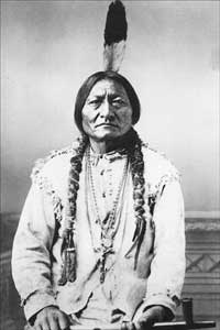 sitting bull and the sioux resistance thesis In 2016, news of the standing rock resistance against the dakota access  this  essay was developed and written during an independent study (anth 797:   after sitting bull's murder, the sioux were so consumed by the force of the ghost .
