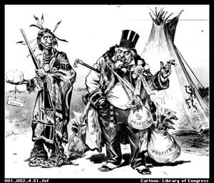 Cherokee assimilation