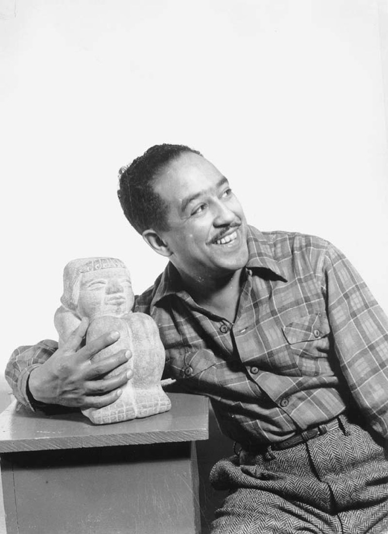 Langston Hughes As A Child Langston hughesLangston Hughes As A Child